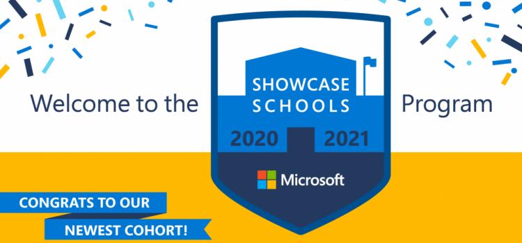 Nasza szkoła – Microsoft Schowcase School !